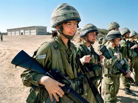 Israeli_SoldierGirl